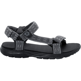 Jack Wolfskin Seven Seas 2 Sandals Men grey